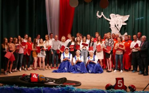 Nominacje dla reprezentacji Polski wKajak Polo – wręczone! (17 sierpnia 2019)