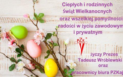 Życzenia odPZKaj (17 kwietnia 2019)