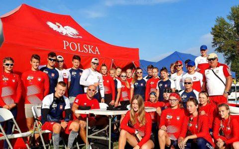 Doskonały występ młodych kajakarzy podczas zawodów Nadziei Olimpijskich wBratysławie /Słowacja/ (16 września 2019)