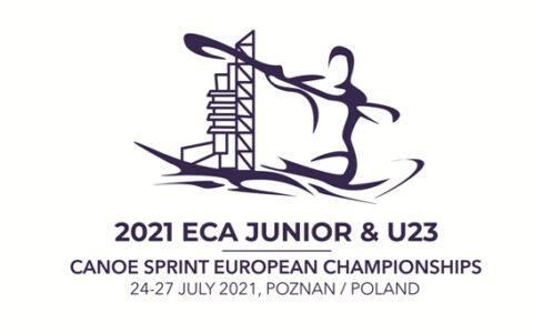 2021 ECA JUNIOR & U23 CANOE SPRINT  EUROPEAN CHAMPIONSHIPS