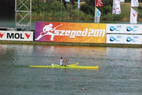 Mistrzostwa Œwiata Seniorów - Szeged 18.08-21.08.2011