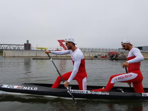 C2 Mateusz Kaminski, Vincent Slominski