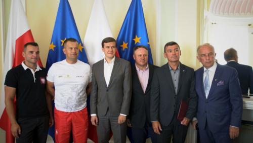 L.Woszczynski, M.Juhnke, W.Banka, M.Sliwinski, M.Szalkowski, T.Wroblewski