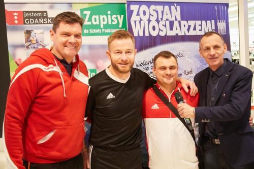 Wioslowanie dla WOSP Gdansk