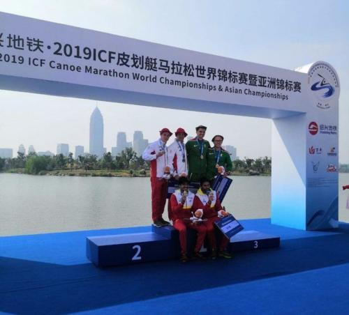 C2 M podium