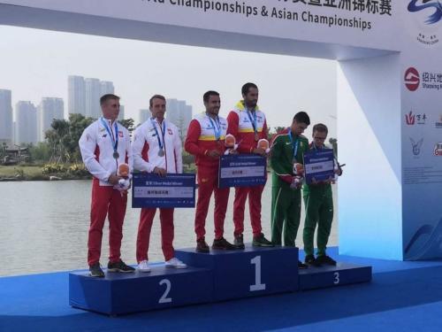 C2 podium
