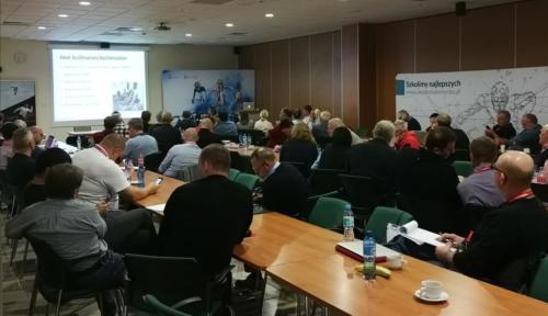 Konferencja wSpale
