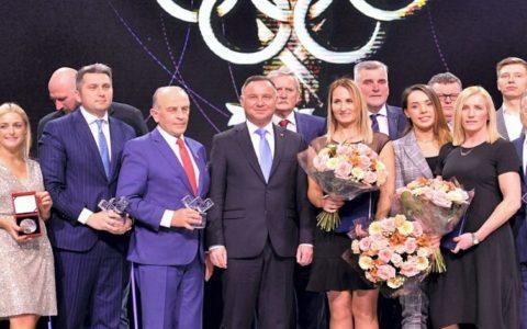 Noworoczne Spotkanie Rodziny Olimpijskiej 2020