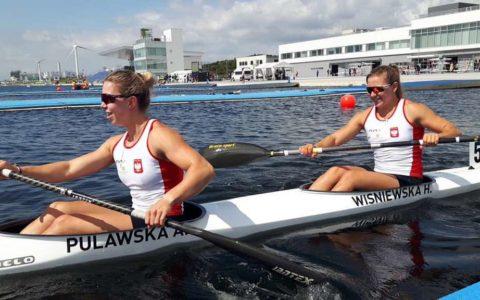 Udany test olimpijski Polskiej Reprezentacji wSprincie Kajakowym wTokio! (16 września 2019)